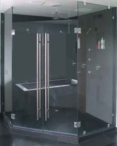 Heavy Frameless Shower Door Systems